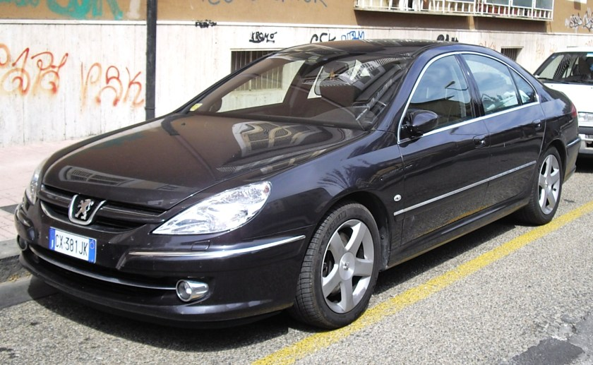 2008 Peugeot 607