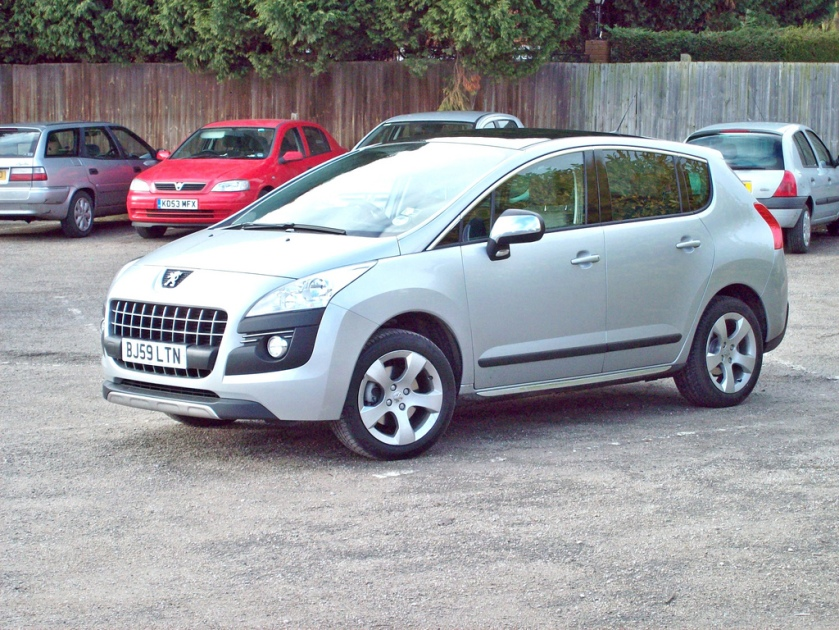 2009-on Peugeot 3008 Engines 1.6 and 2.0 lt HDi Diesels and 1.6 Petrol Built in Dubrovnik, Croatia
