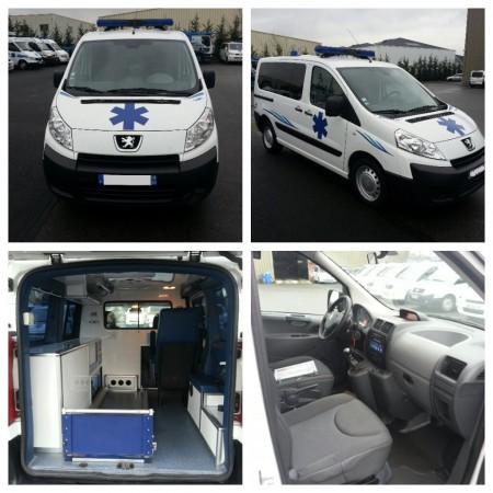 2009 Peugeot Ambulance occasion EXPERT