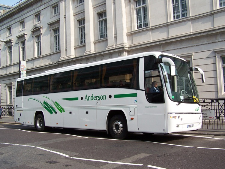 2009 Plaxton Panther London