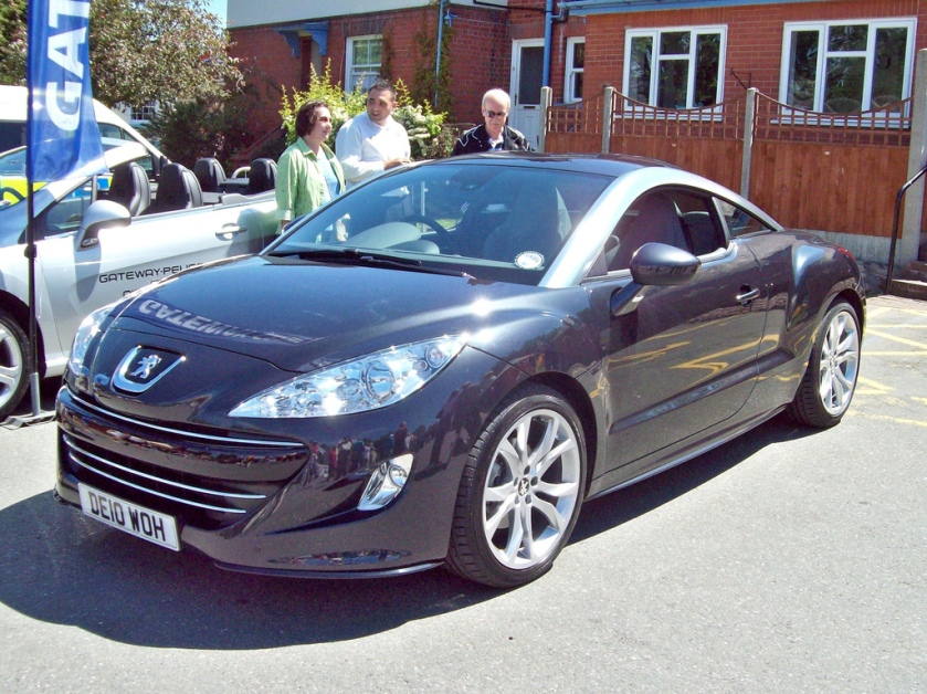 2010-on Peugeot RCZ  2000cc V6