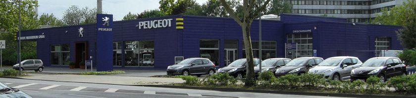 2010 Peugeot Niederrhein GmbH Standort Ratingen