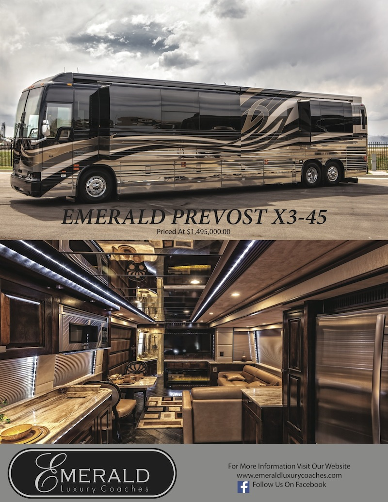 2010 Prevost Coaches For Sale
