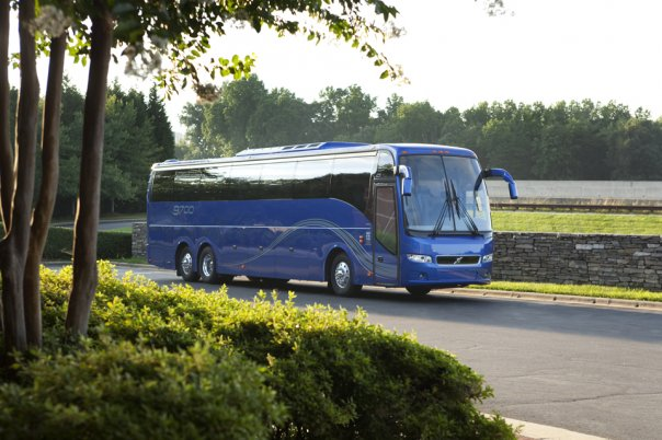 2010 Volvo 9700 Motorcoach a