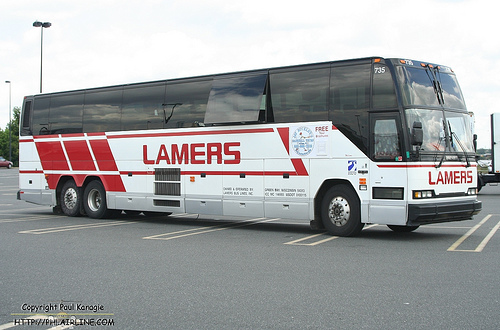 2011 Lamers 737 Prevost H3-45