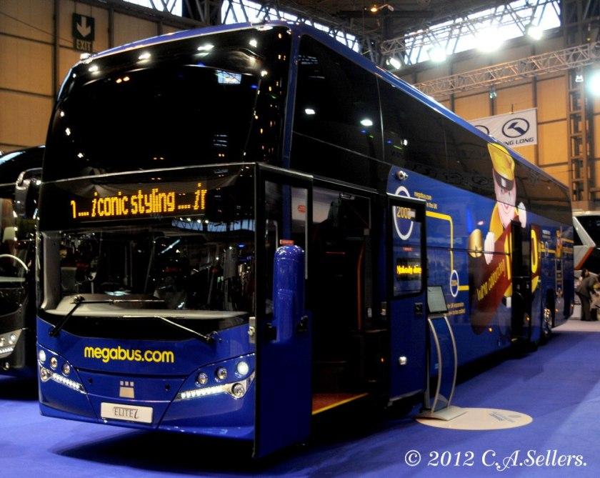 2012 Plaxton Elite i