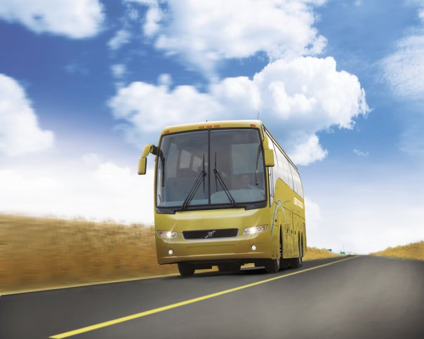 2012 Volvo 9700 Motorcoach