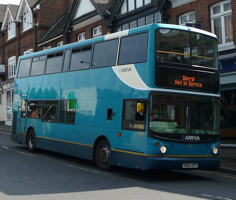 22 Arriva_Kent_&_Sussex_6444