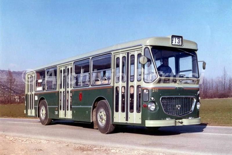 Atac-Roma 260 - Lancia Esagamma 718 Portesi AU253