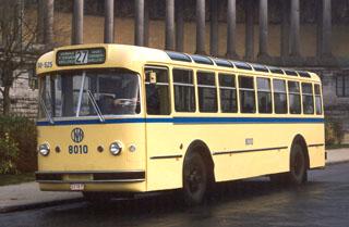 Büssing 6500T, carrossés par Ragheno