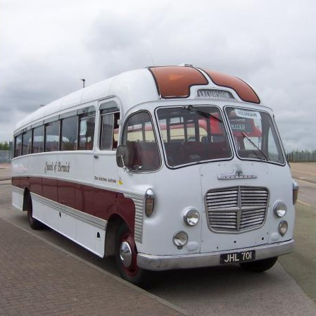 Bedford SBG with Plaxton Consort