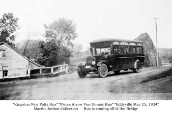 Bus - Pierce Arrow