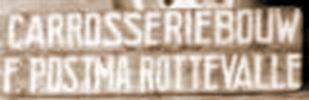 F Postma Rottevalle