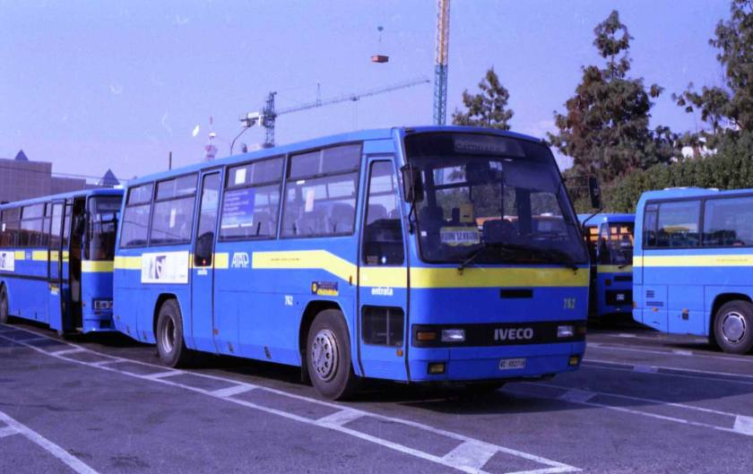 IVECO 370 portesi