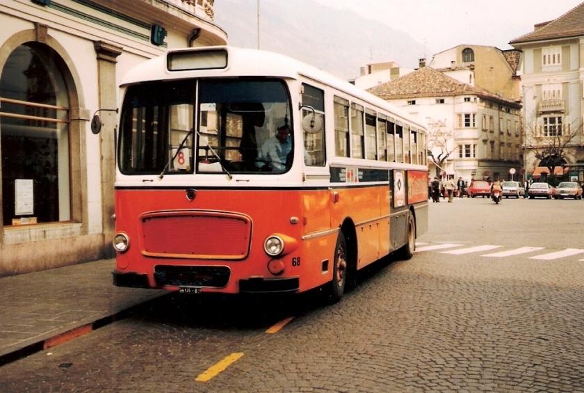 Lancia 703 Esatau Karrosserie Portesi (Brescia) Fahrerplatz