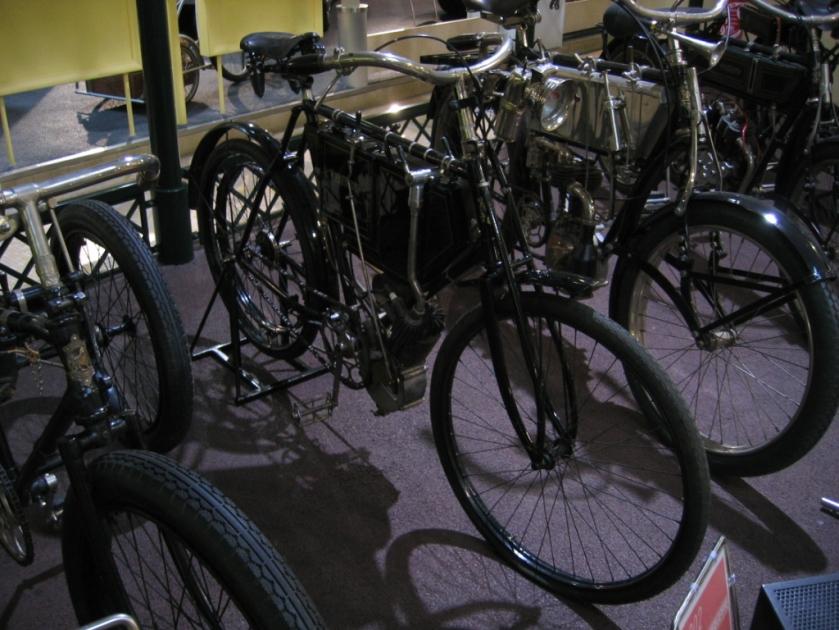 Moto-Vélo Peugeot 11