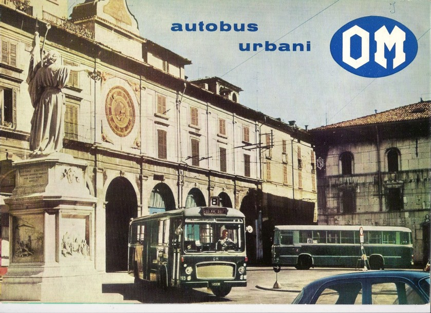 OM autobus Urbani Portesi