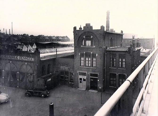 Pennock Fabriek The Hague