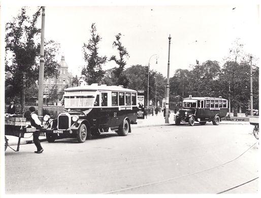 Pennock GVB bussen