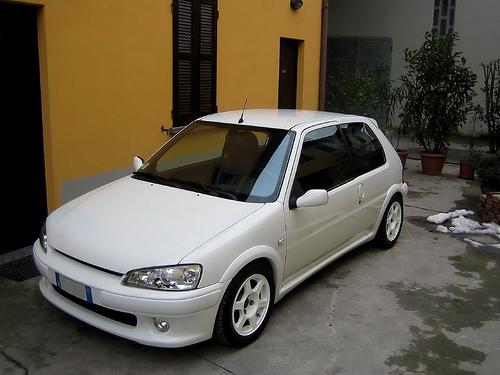 Peugeot 106 Rallye 6