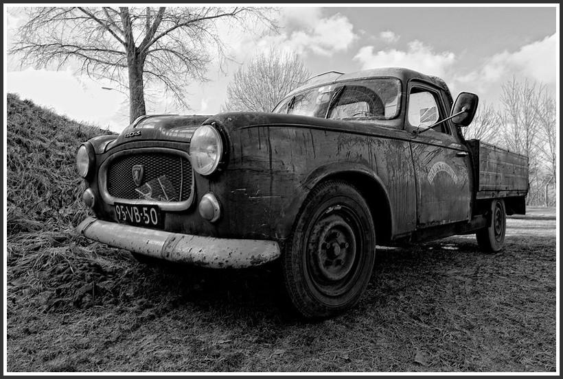 Peugeot 203 original