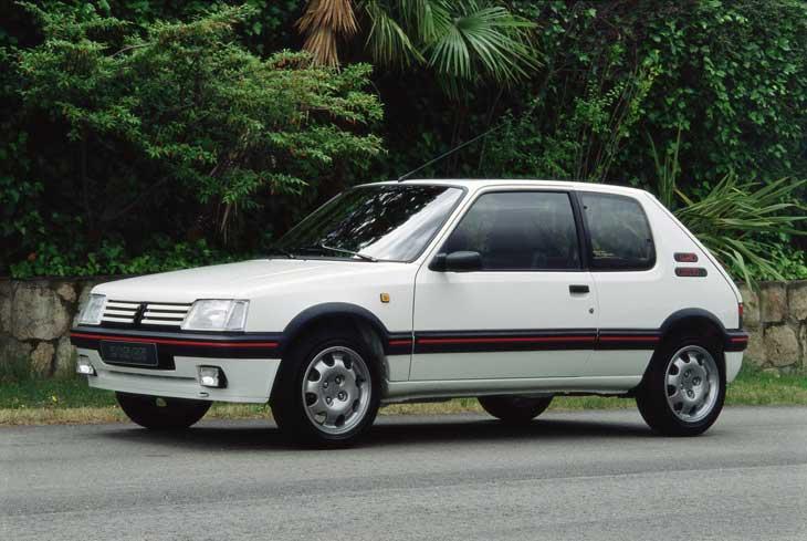 Peugeot 205-gti