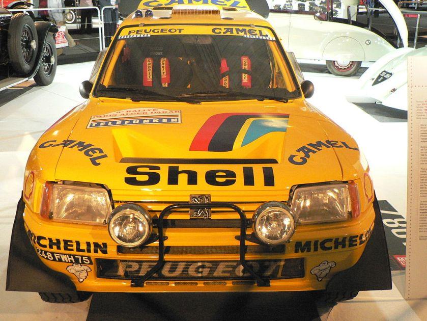 Peugeot 205 Turbo16 1