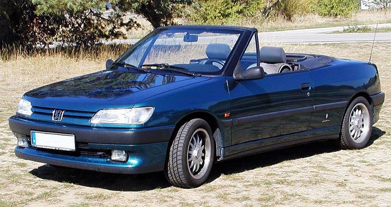 Peugeot 306-Cabrio-I