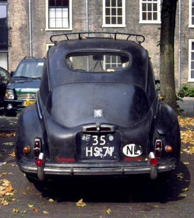 Peugeot 306 klasiek met groothoek 2