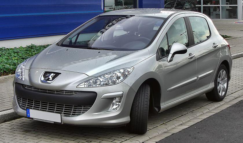 Peugeot 308 5-Türer front-1