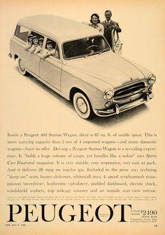 Peugeot 403. P