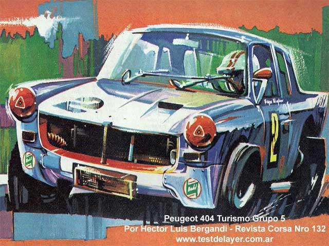 Peugeot 404 Arg