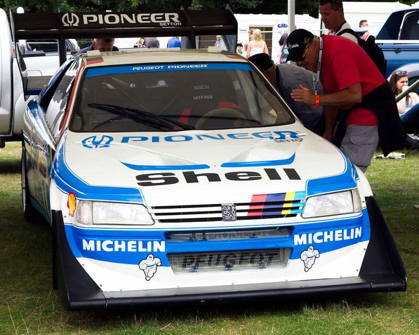 Peugeot 405T-16 GR Pikes Peak