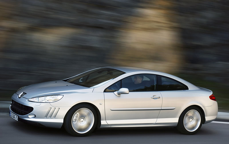 peugeot 407coupe