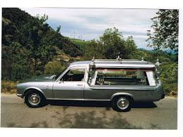 peugeot 504 Hearse