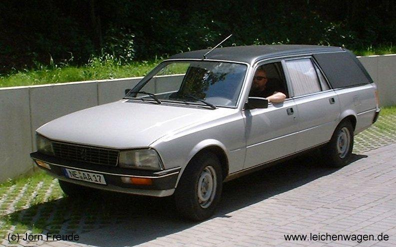Peugeot 551 von 1984 3