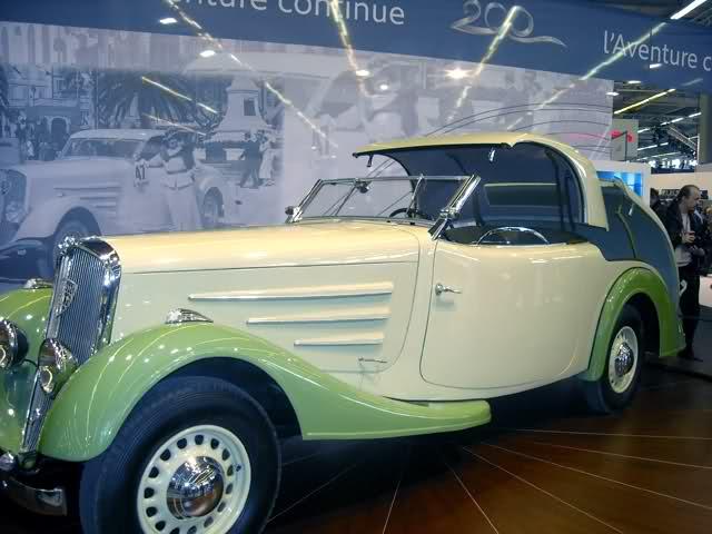 Peugeot 601D