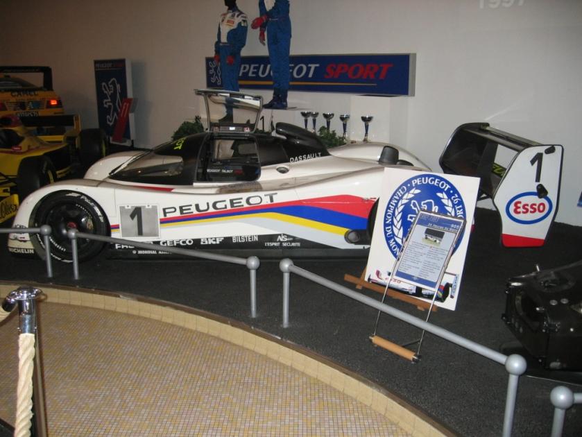 Peugeot 905 2