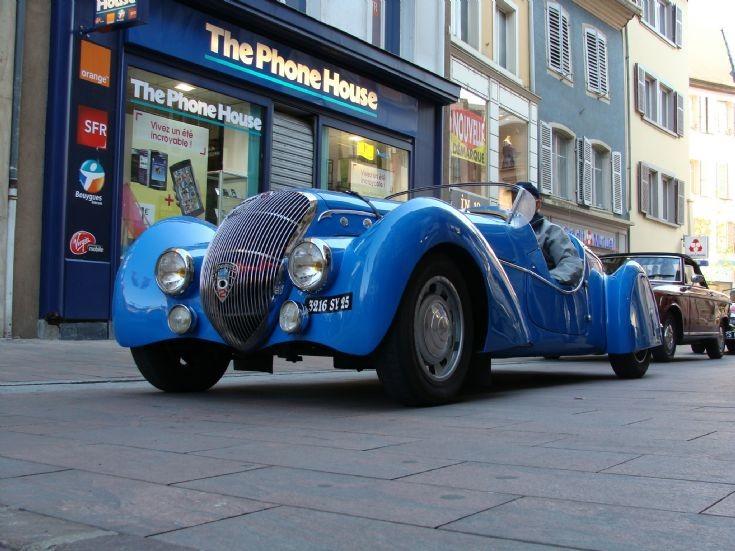 Peugeot b