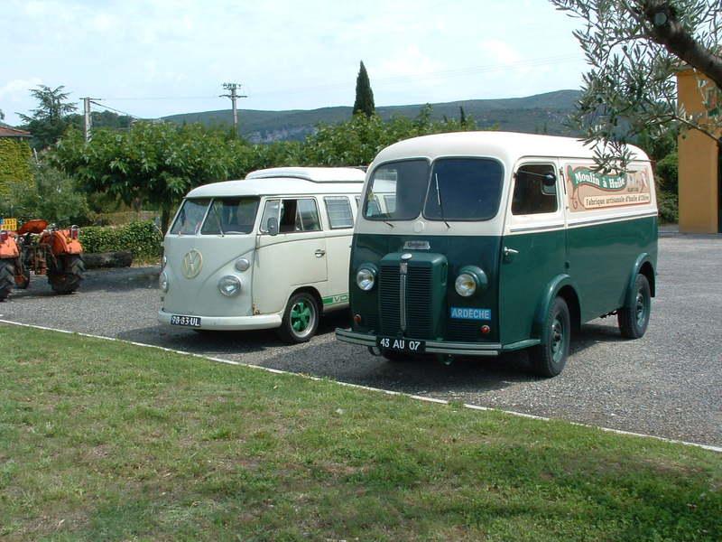 Peugeot Bus oud