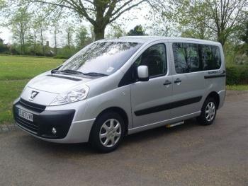 Peugeot Eurocabs E7 004 350