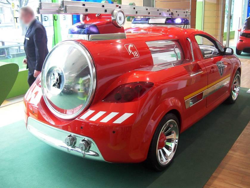Peugeot h2o-2