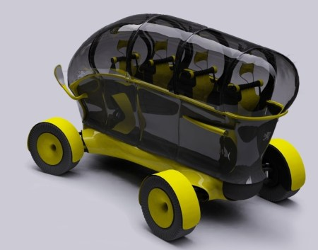 Peugeot Honey-B Concept