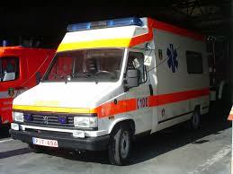 Peugeot j5 ambulance