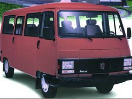 Peugeot J9 Minibus