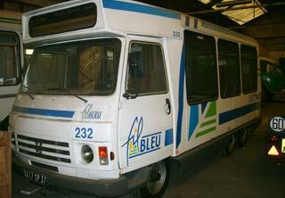 Peugeot Minibus 888-B71n° 232 Tours