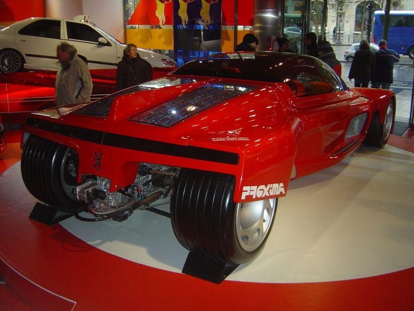 Peugeot Proxima dsc06435