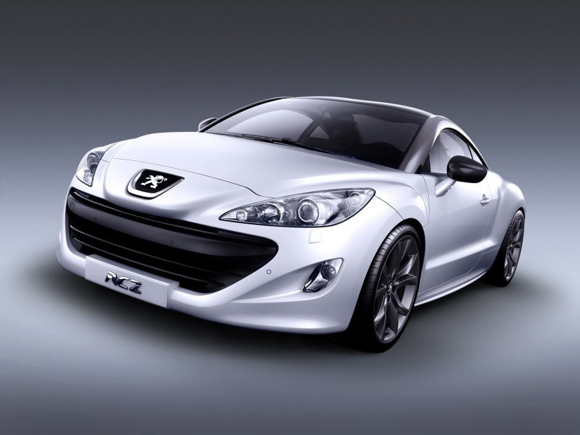 Peugeot RCZ Coupe Limited Edition