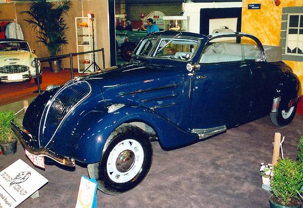 Peugeot Serpollet