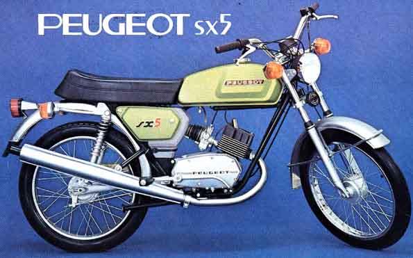 Peugeot SX5 1056